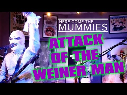 Here Come the Mummies - Attack of the Wiener Man (2018)
