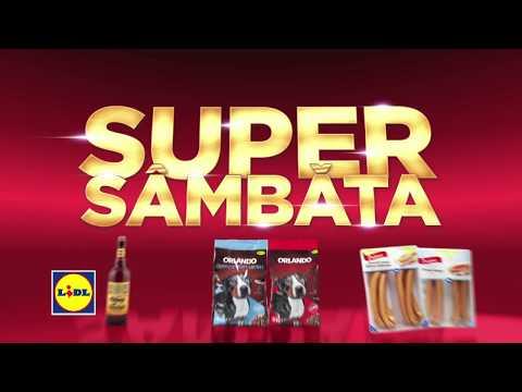 Super Sambata la Lidl • 18 August 2018