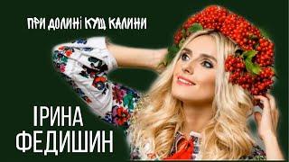 Ірина Федишин При долині кущ калини