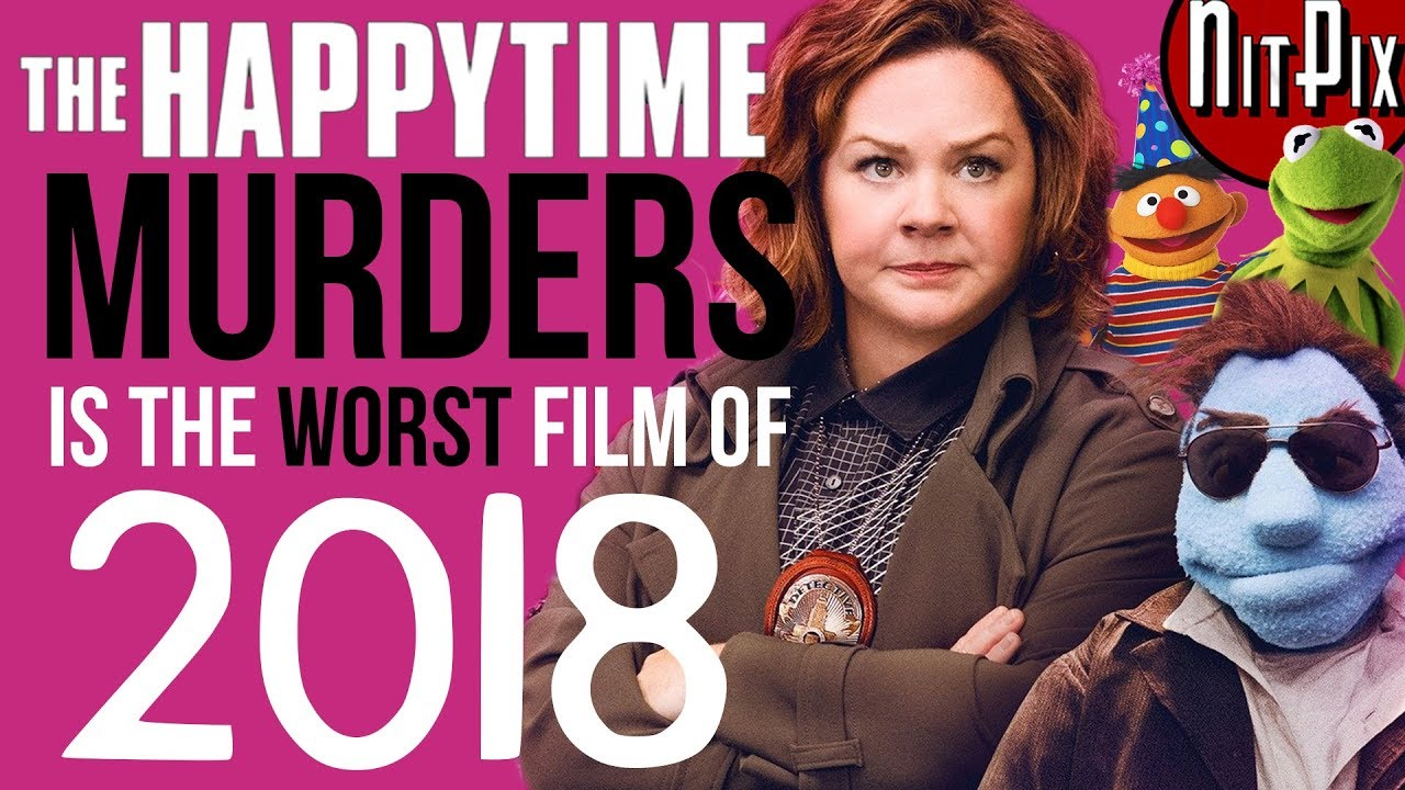 Why Happytime Murders Is The Worst Film Of 2018 Nitpix