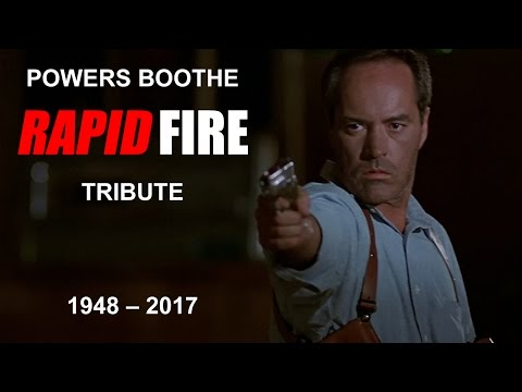 Powers Boothe: Rapid Fire Tribute