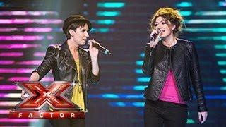 H2O (Monday Morning - Melanie Fiona) - X Factor Adria - LIVE 2