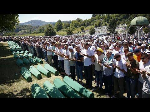 Holanda parcialmente responsável pelo massacre de Srebrenica