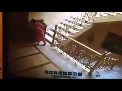 Maid attempt to murder an old Saudi woman