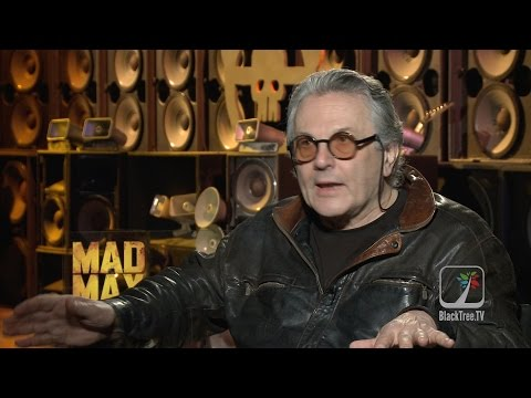 Mad Max: Fury Road Interview w/ Director George Miller