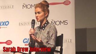 Sarah Drew (Grey's Anatomy) Interview