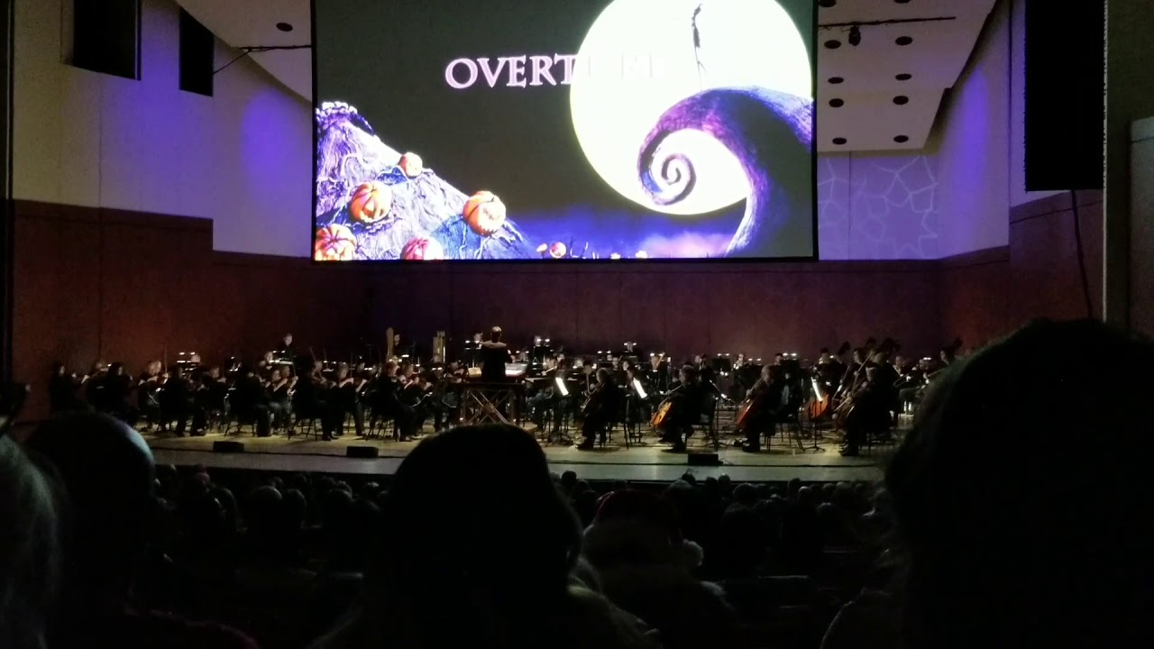 Atlanta Symphony Orchestra Nightmare Before - YouTube