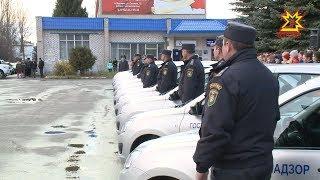 В Вурнарах состоялась и церемония вручения ключей от новых автомобилей сотрудникам Гостехнадзора.