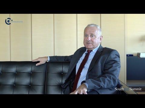 South EU Summit Interview Grigoris Stergioulis - CEO Of Hellenic Petroleum