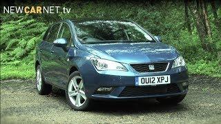 Seat Ibiza ST 2011 Videos