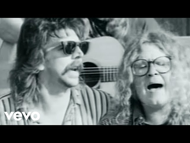 The Kentucky Headhunters - Walk Softly On This Heart Of Mine (Official Video)