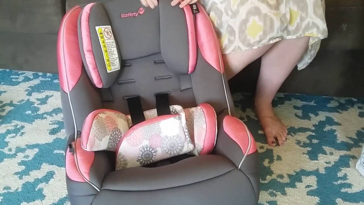 Safety 1st Guide 65 Convertible Car Seat Unboxing And Review 2016