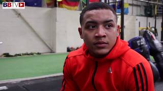 MARCEL BRAITHWAITE SPEAKS ABOUT HIS RECENT GYM MOVE AND HIS NEXT FIGHT