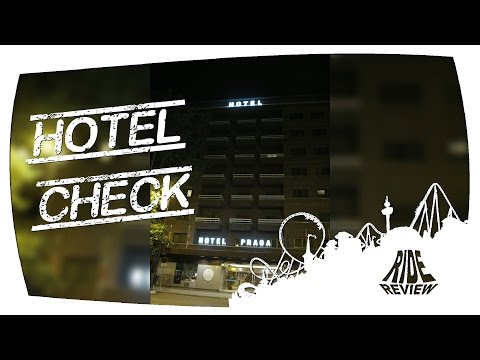 Hotel Check: Hotel Praga ★★★★ (Madrid, Spain) - Follow me around