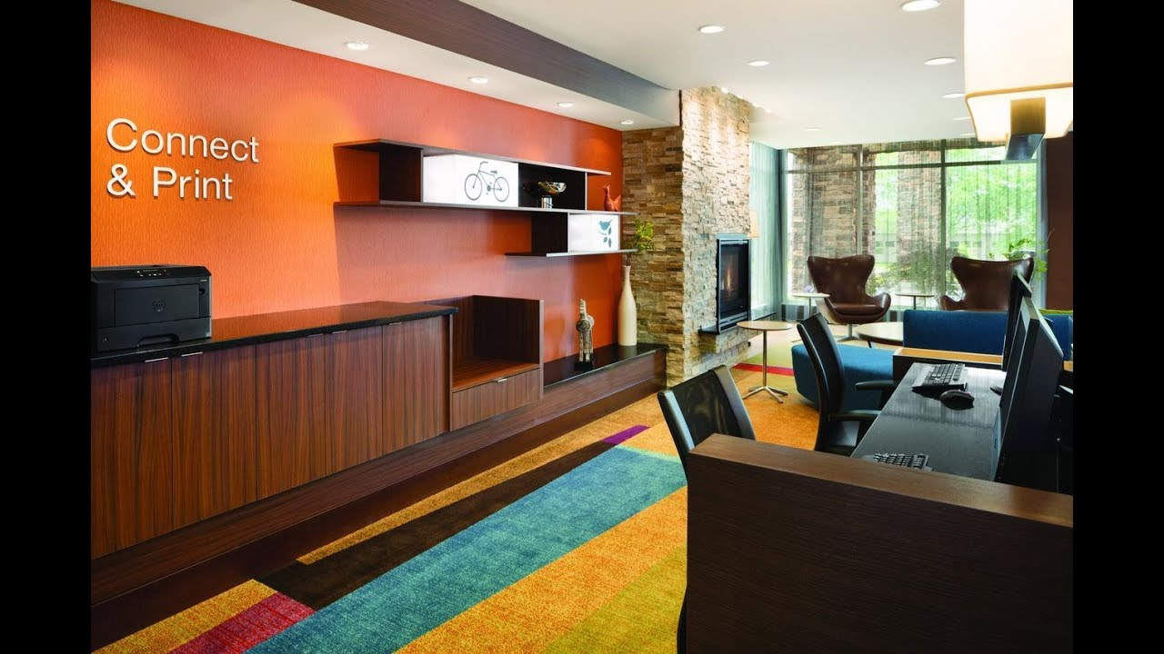 Fairfield Inn Suites By Marriott Akron Fairlawn Montrose Hotels Ohio