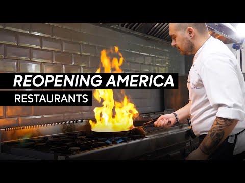 How restaurants plan to reopen amid the coronavirus pandemic
