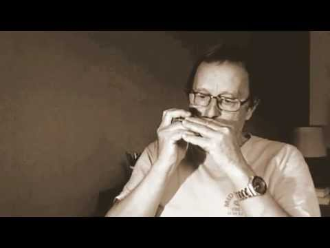 Greensleeves - harmonica Hering A - YouTube
