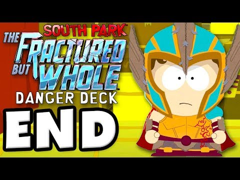 South Park: The Fractured But Whole - Danger Deck DLC - Gameplay Walkthrough Part 10