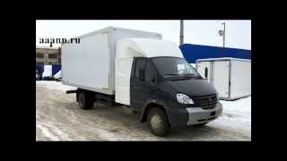 """ГАЗ 33106 """"Валдай"""" со спальником промтоварный фургон 5м"""