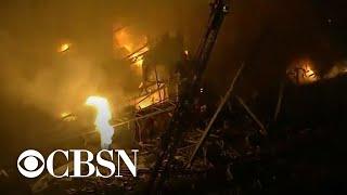 1 dead after Illinois plant explosion