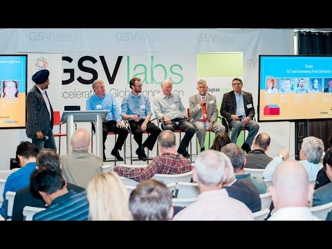 Transforming AgTech Conference: IoT and Increasing Food Demands