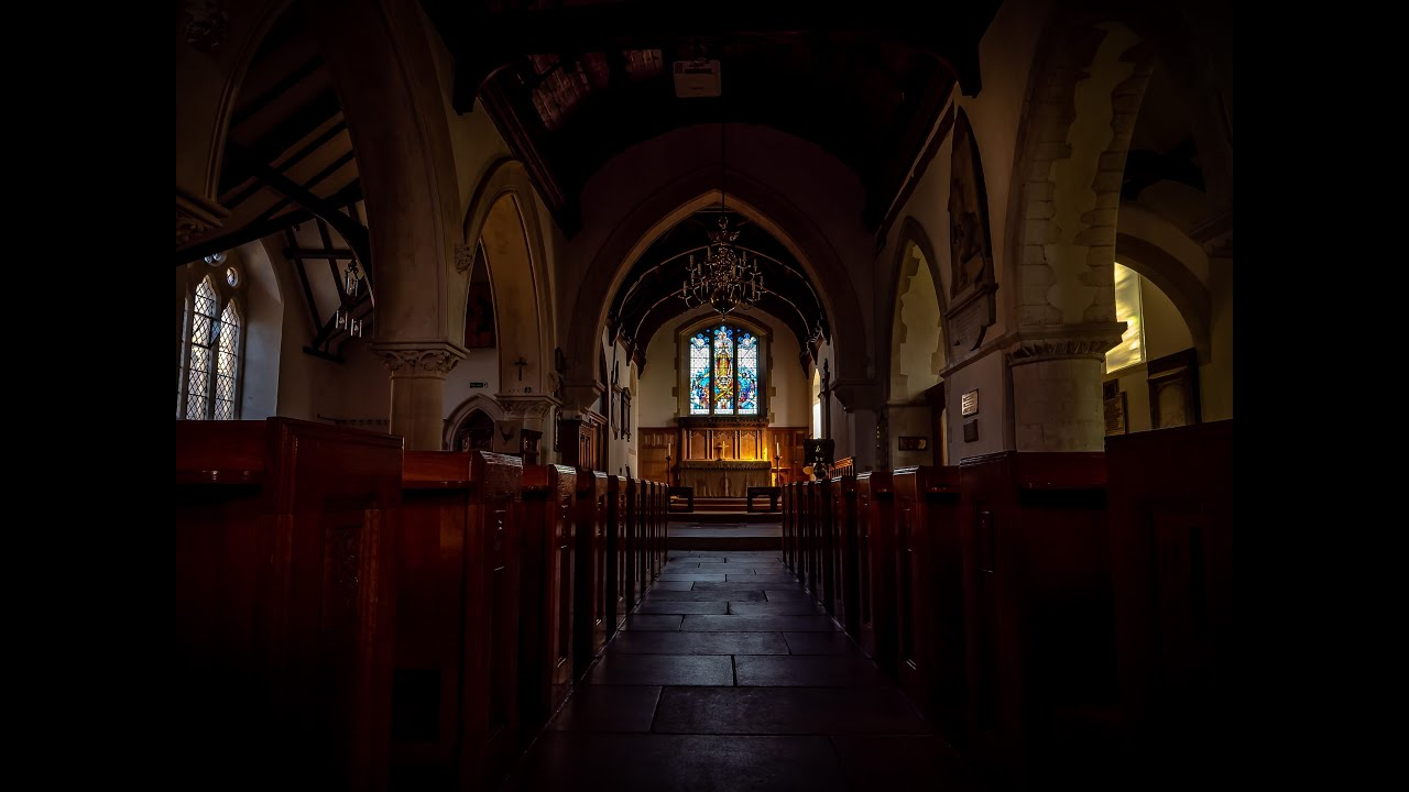 Evening Prayer 23rd March 2020 with a reflection on strengthening ourselves for the journey ah