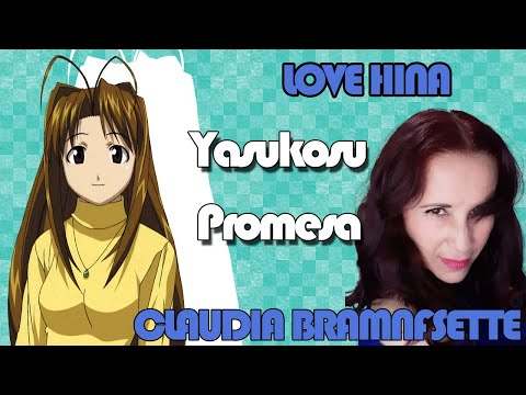 Yakusoku (Promesa)   Love Hina  por CLAUDIA BRAMNFSETTE