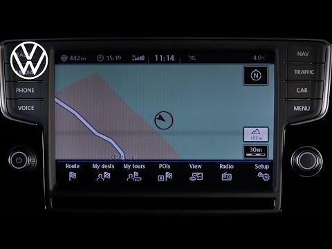 Navigation System - Easy to understand | Volkswagen