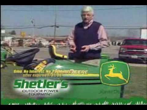 Shetlers Outdoor Power Equipment Commercial
