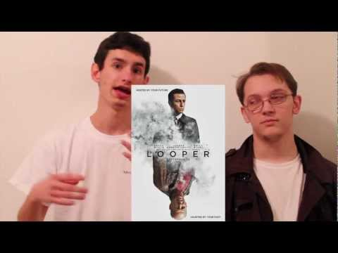 Looper-Movie Review w/Dragoonxls