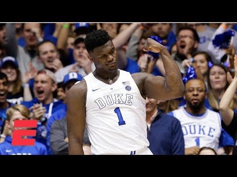 Too much Zion Williamson, RJ Barrett in Duke win vs. No. 4 Virginia | College Basketball Highlights
