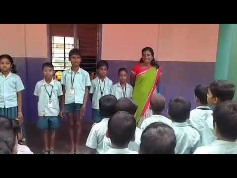 ST. THERESA PRIMARY SCHOOL - KATTUKUNANKURICHI - KAMMAPURA - CUDDALORE DISTRICT