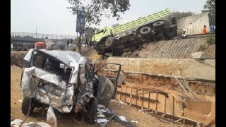 [BREAKING NEWS] Polisi Tetapkan Dua Tersangka Kecelakaan Maut Tol Cipularang