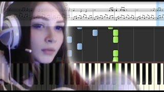 Enjoykin — Ламповая Няша на пианино (Кавер + Обучение) Bad Musician