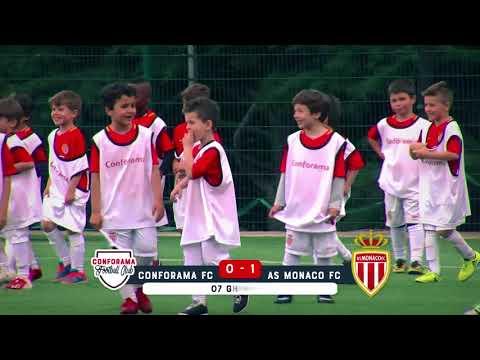 5 vs 55 - AS Monaco vs Conforama FC Kids