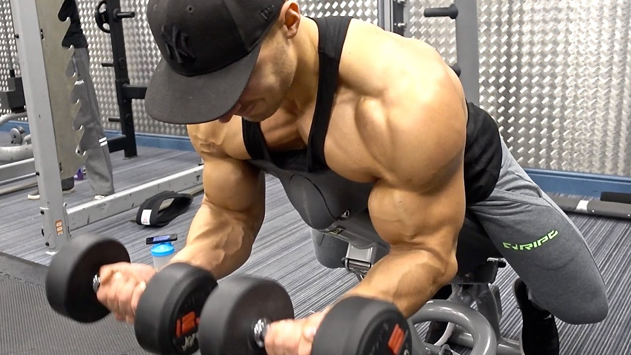Back Biceps Full Routine