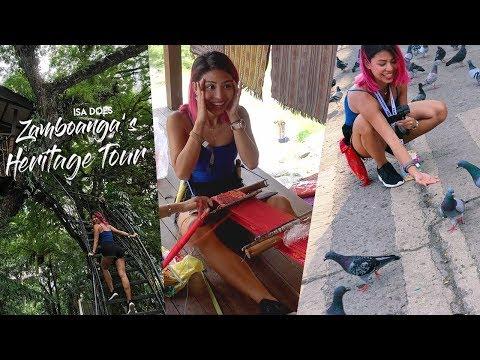 Zamboanga City Walking tour