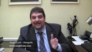 Excepción o Perdón Provisional de la Permanencia Ilegal - Angel Leal