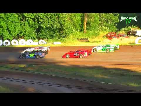 6 16 18 Cottage Grove Speedway Late Models Dash