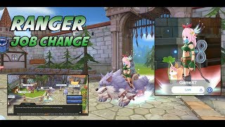 Ranger Job Change - Ragnarok M eternal Love