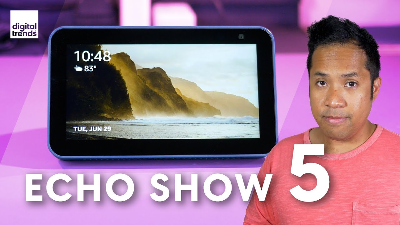 Amazon Echo Show 5 (2021) Review: Worth The Upgrade? - Digital Trends