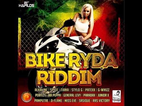 Bike Ryda Riddim Mix