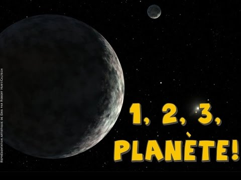 1, 2, 3, Planet