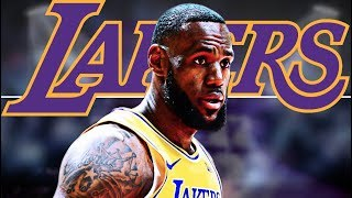 NBC Sports Kurt Helin Says Lakers Can't Miss The Playoffs With Lebron,Must Win or Will Be A Set Back