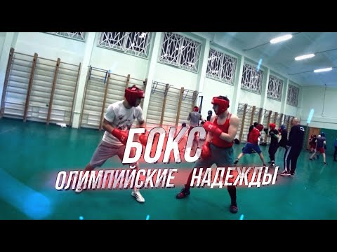 БОКС / Олимпийские надежды // ЗНАЙ НАШИХ