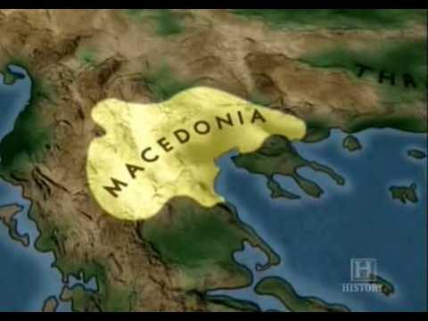 MACEDONIA - What THE HISTORY CHANNEL Says 5 of 5