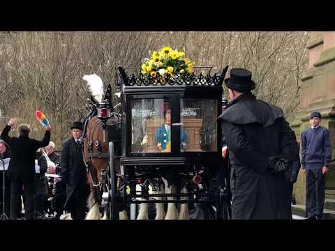 Sir Ken Dodd's Funeral