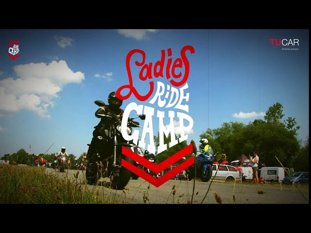Ladies Ride Camp 2020 - to byla jízda!