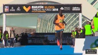 Maratón Valencia 2014, todas las llegadas y finishers - Valencia Marathon 2014 arrivals