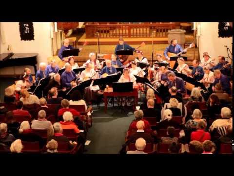 Pavlovskis Balalajkaorkester - Hjemve (Тоска по Родине)